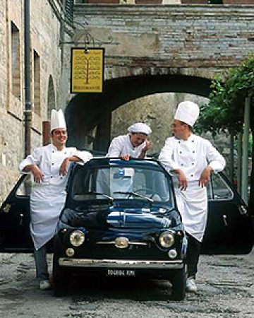 The dream of a private  chef in Tuscany